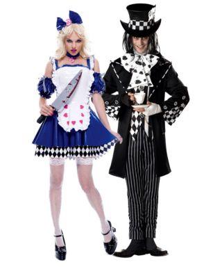 10 id es de costumes d 39 halloween pour couple. Black Bedroom Furniture Sets. Home Design Ideas