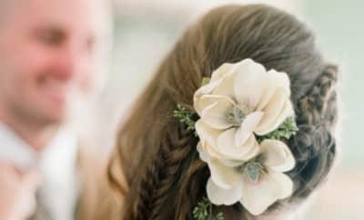 Coiffure de mariage Tresse 5