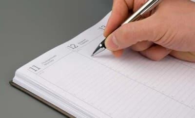 Checklist pour un mariage