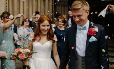 Message pour féliciter les mariés