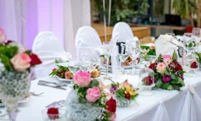 Guide de la réception de mariage