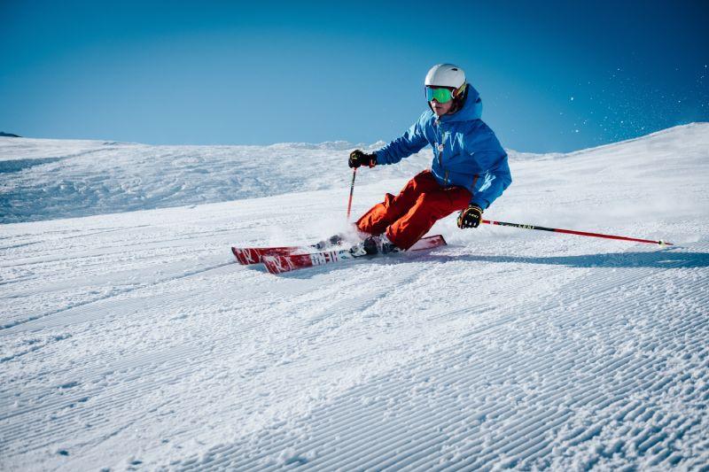 Weekend au ski