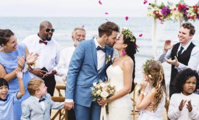 Accessoire de mariage pour en mettre plein la vue